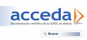 Acceda prtal de acceso abierto a publicaciones de la ULPGC