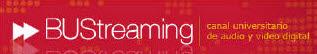 BUStreaming, canal universitario de audio y video digital