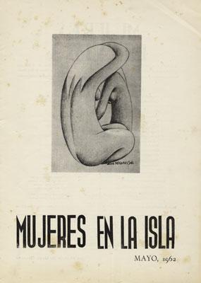 Mujeres en la Isla : revista pionera del periodismo femenino en Canarias