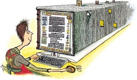 ¡8 millones de páginas de prensa, revistas y boletines en JABLE!