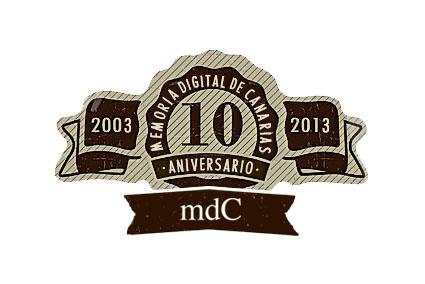 10 aniversario de la Memoria digital de Canarias (2003-2013)