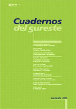 """""""Cuadernos del Sureste"""", nueva revista consultable en la mdC"""
