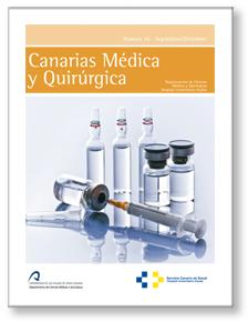 La revista Canarias Médica y Quirúrgica en Acceda