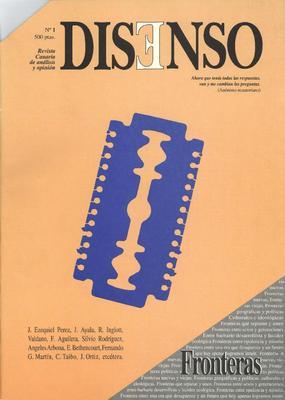 Disenso : revista canaria de análisis y opinión
