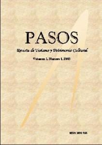 Pasos. Revista de turismo y patrimonio documental canario, en mdC