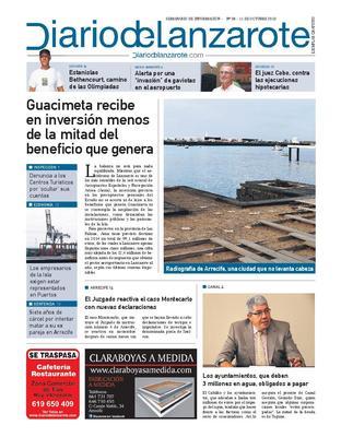 Diario de Lanzarote, disponible también en JABLE