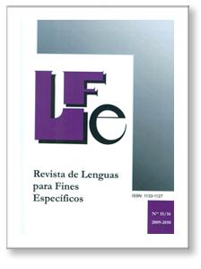 La Revista de Lenguas para Fines Específicos es la primera revista científica de la ULPGC indizada en ERIH PLUS