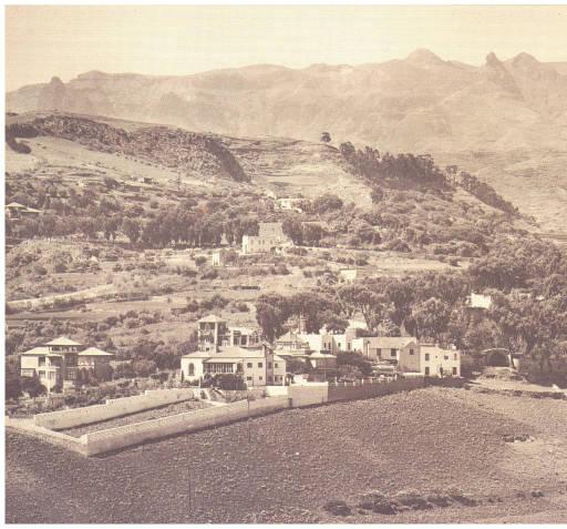 Monte Lentiscal, Santa Brígida
