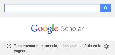 Nuevo botón de Google Académico para Firefox, Chrome y Safari
