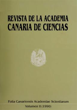 La revista de la Real Academia Canaria de Ciencias ya en MdC