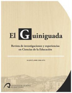 Pestalozzi, protagonista de la Revista Guiniguada, n 26, 2017
