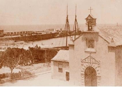 Ermita de San Bernardo (anteriormente San Pedro González Telmo)